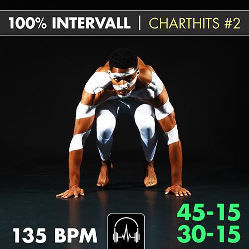 100% Intervall Charthits #2 (45-15 + 30-15) 135 BPM