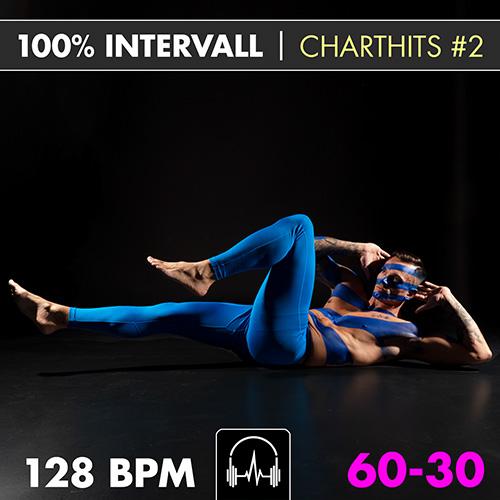 100% Intervall Charthits #2 (60-30) 128 BPM