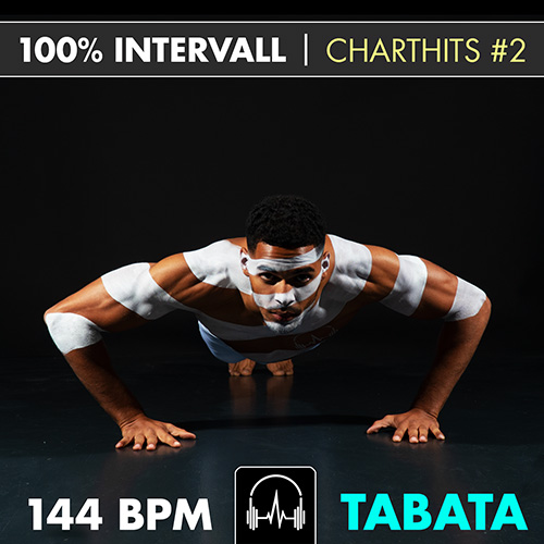 100% Intervall Charthits #2 (Tabata)
