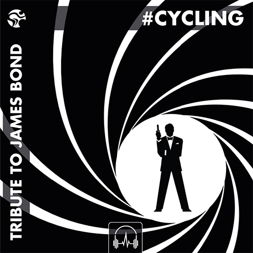 CYCLING - Tribute To James Bond