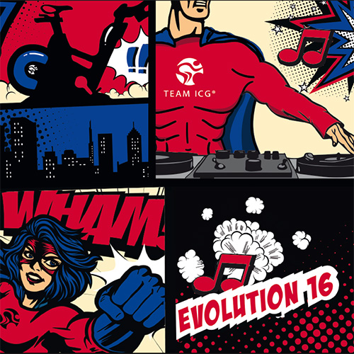 EVOLUTION 16