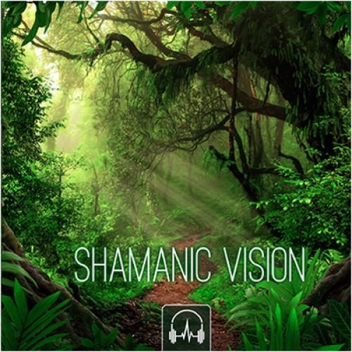 Shamanic Vision by Luna Schmidt
