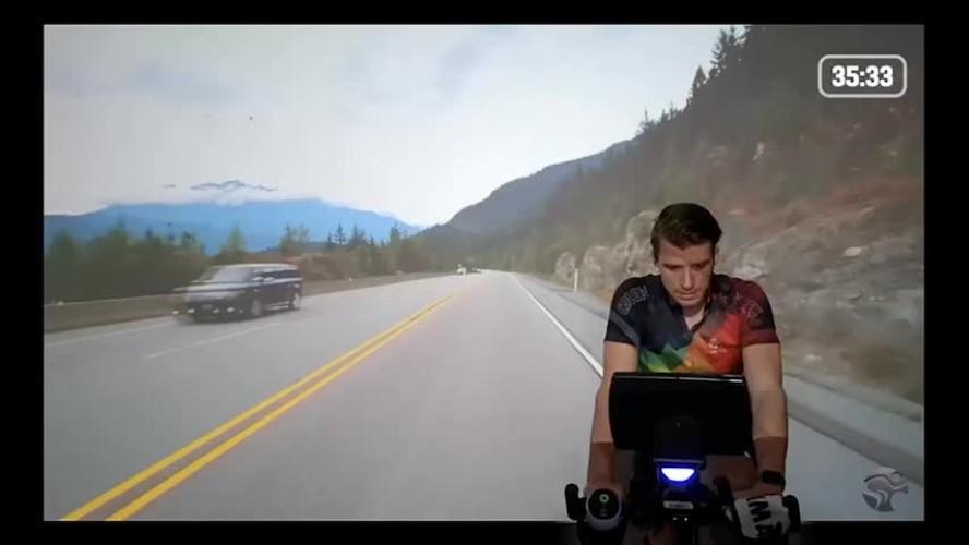 ICG Online Ride #2 | Tim Sandner